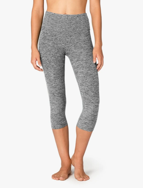 Beyond Yoga Spacedye Walk and Talk Hi Waisted Capri Legging SD3106