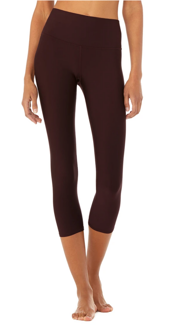 Alo Yoga High Waist Airlift Capri W6630R