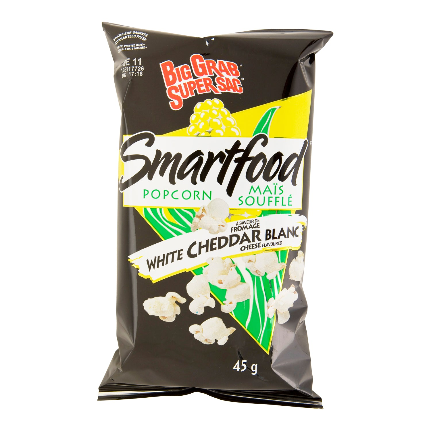 Frito Lay Smartfood White Cheddar Cheese Popcorn 45 g - 36 Pack [$0.92/bag]