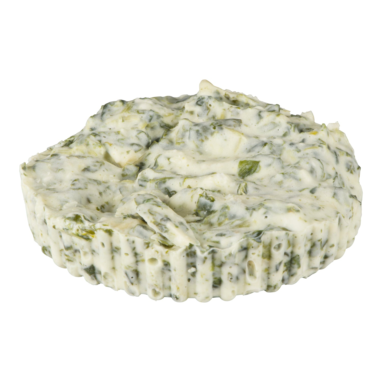 Sysco Imperial Frozen Spinach and Artichoke Dip 6 oz - 36 Pack [$3.44/each]