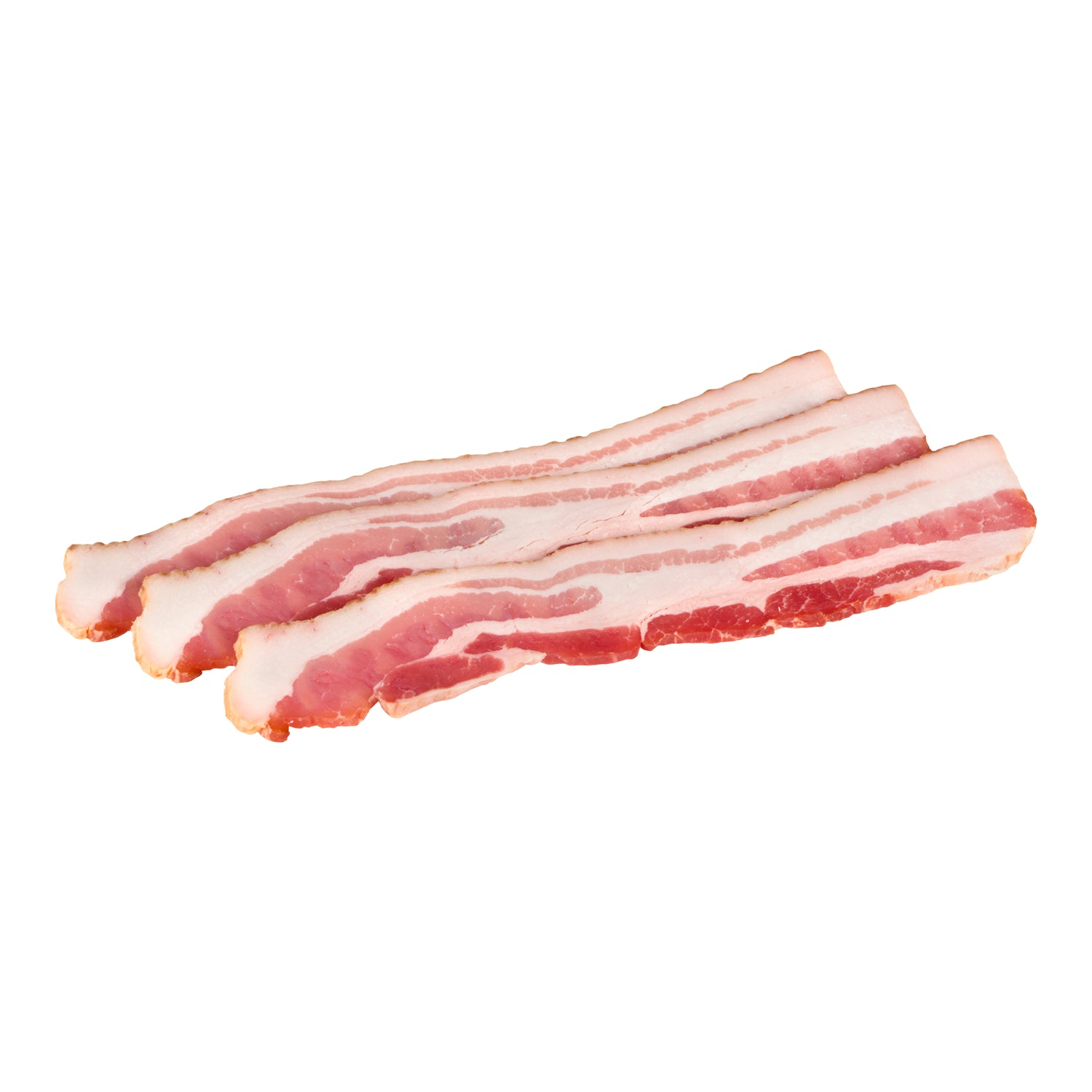 Sysco Supreme Fresh Premium Extra Thick Sliced Centre Cut Bacon 5 kg - 1 Pack [$11.80/kg]