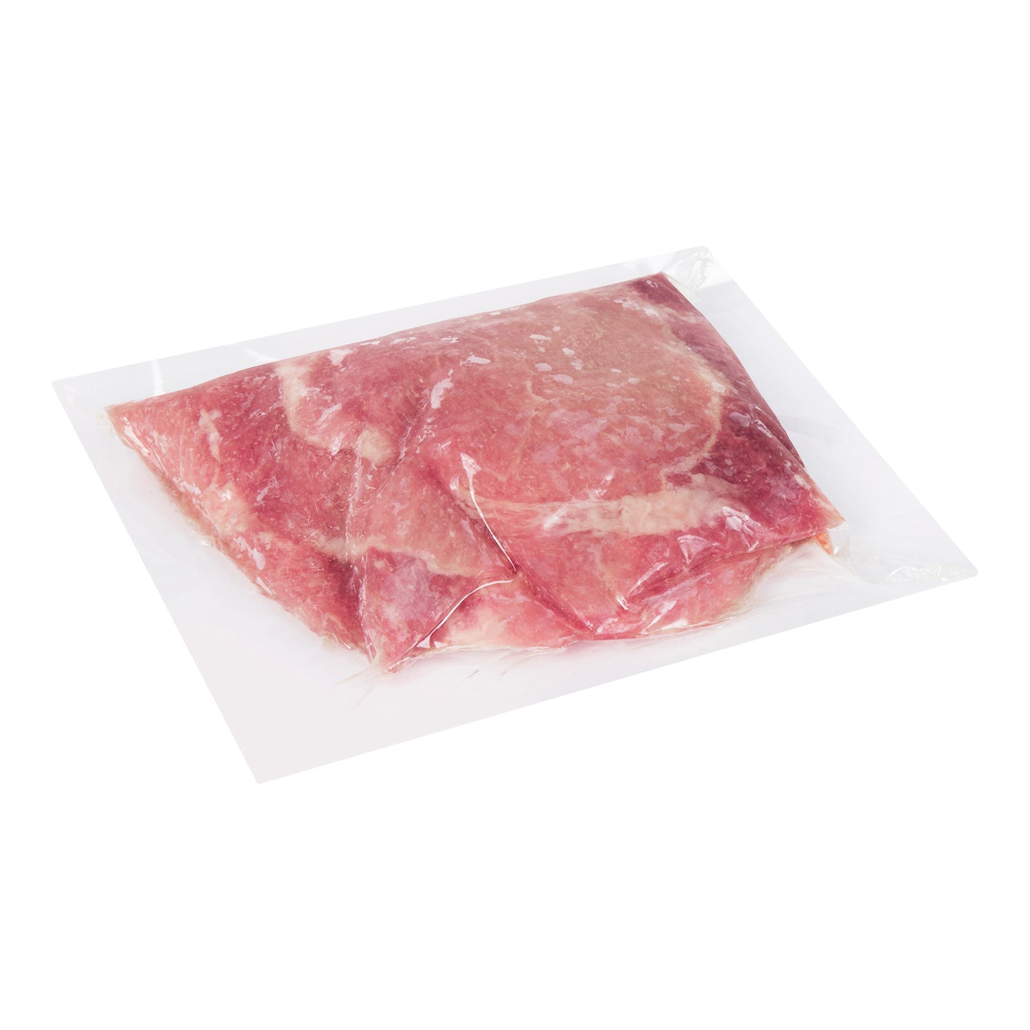 Sysco Fine Meats Frozen Pork Cutlet 113 g - 40 Pack [$2.37/each]