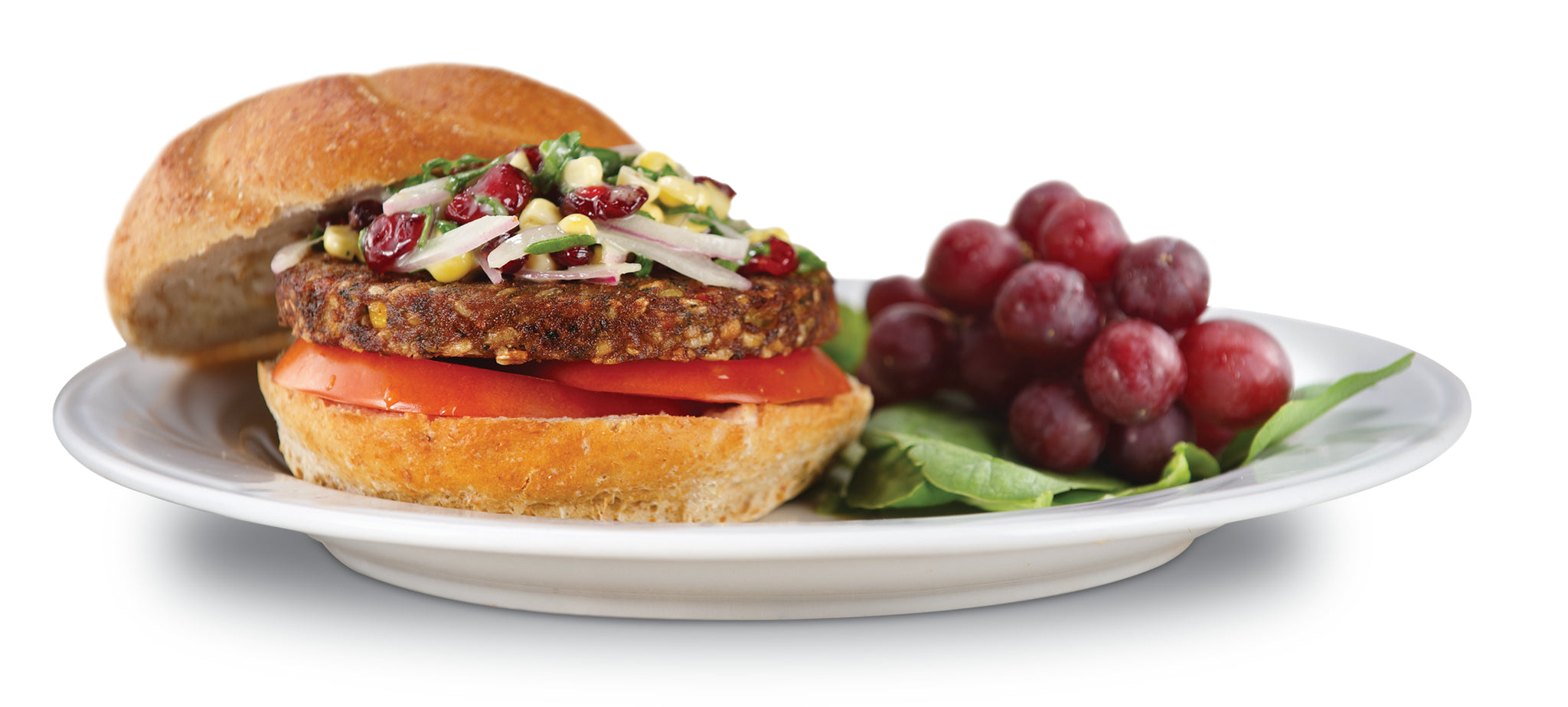 Gardenburger Frozen Malibu Veggie Burger 91 g - 48 Pack [$1.74/each]