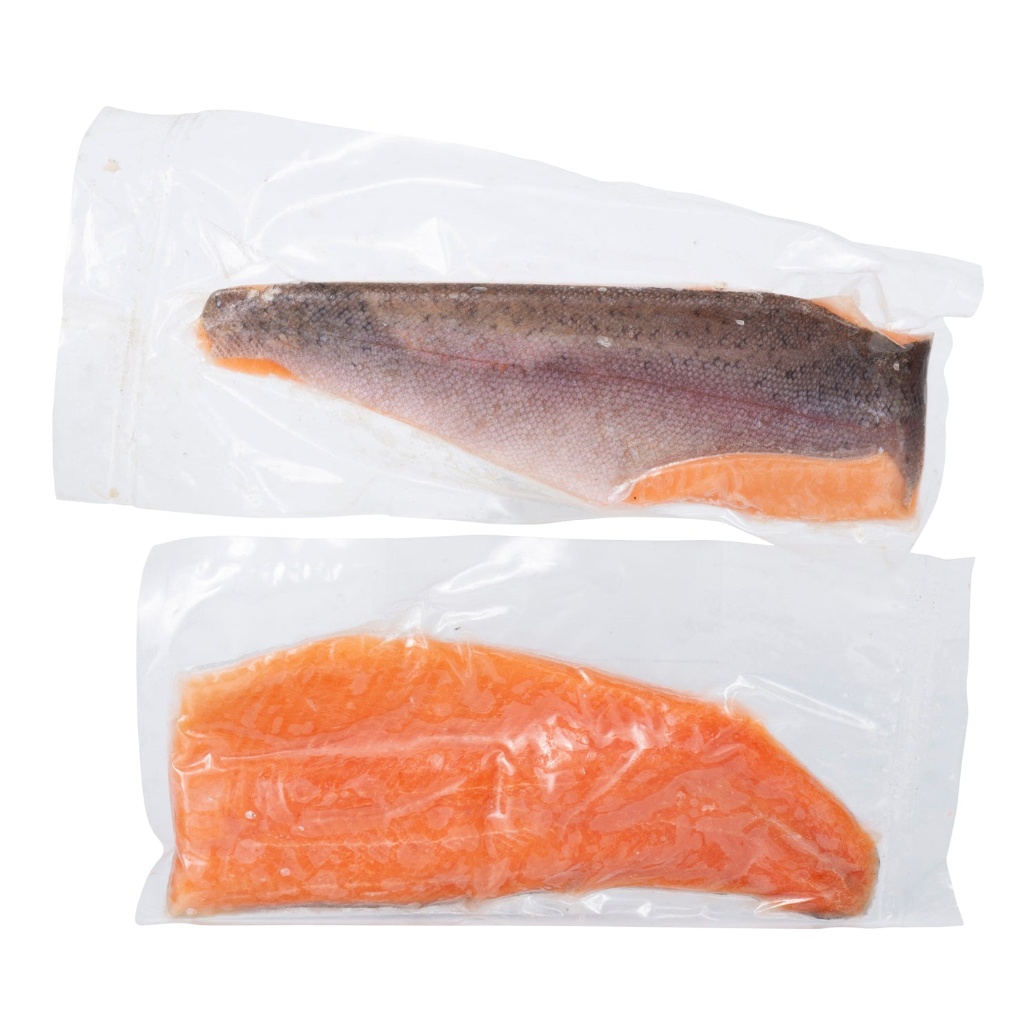 Ocean Jewel Frozen Rainbow Trout Fillets 5-6 oz Individual Portions 10 lb - 1 Pack [$10.30/lb]