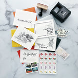 luxury gift stationery pack