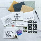 The Pretty Letter Society - One-Time OR Monthly Subscription