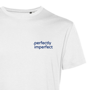 Tshirt .perfectly imperfect