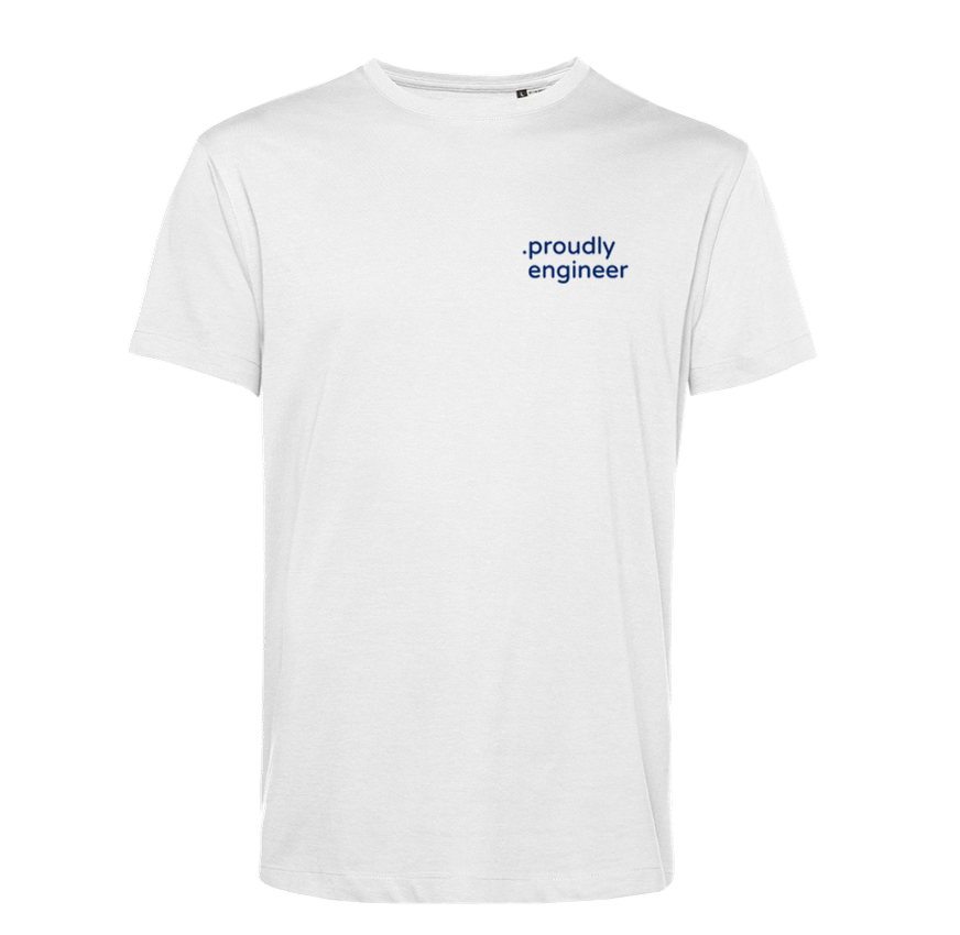 Tshirt .proudly engineer