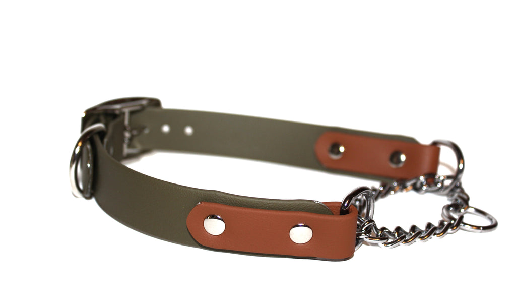 Adjustable Martingale Collar • 1""
