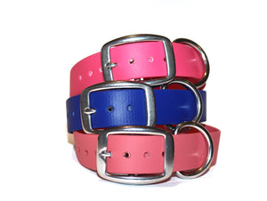 "Classic Collars • Size 13""-16"" • Stainless Steel • 1"" Wide"