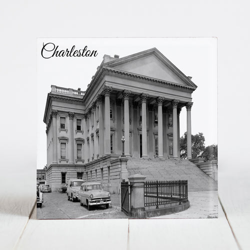 United States Customs House c.1958 - Charleston, SC