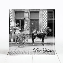Load image into Gallery viewer, Milk Cart - New Orleans c.1903