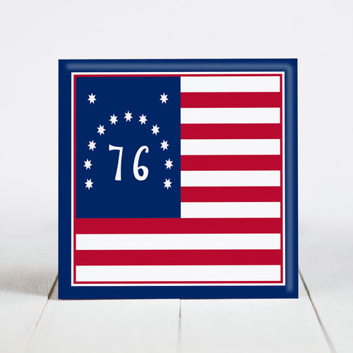 Battle of Bennington Flag - 1776
