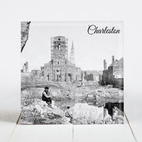 Charleston Circular Church in Ruins c.1865