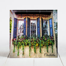 Load image into Gallery viewer, Window Box on Meeting Street, Charleston SC