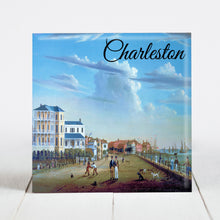 Load image into Gallery viewer, The Battery at Charleston, early 1800's