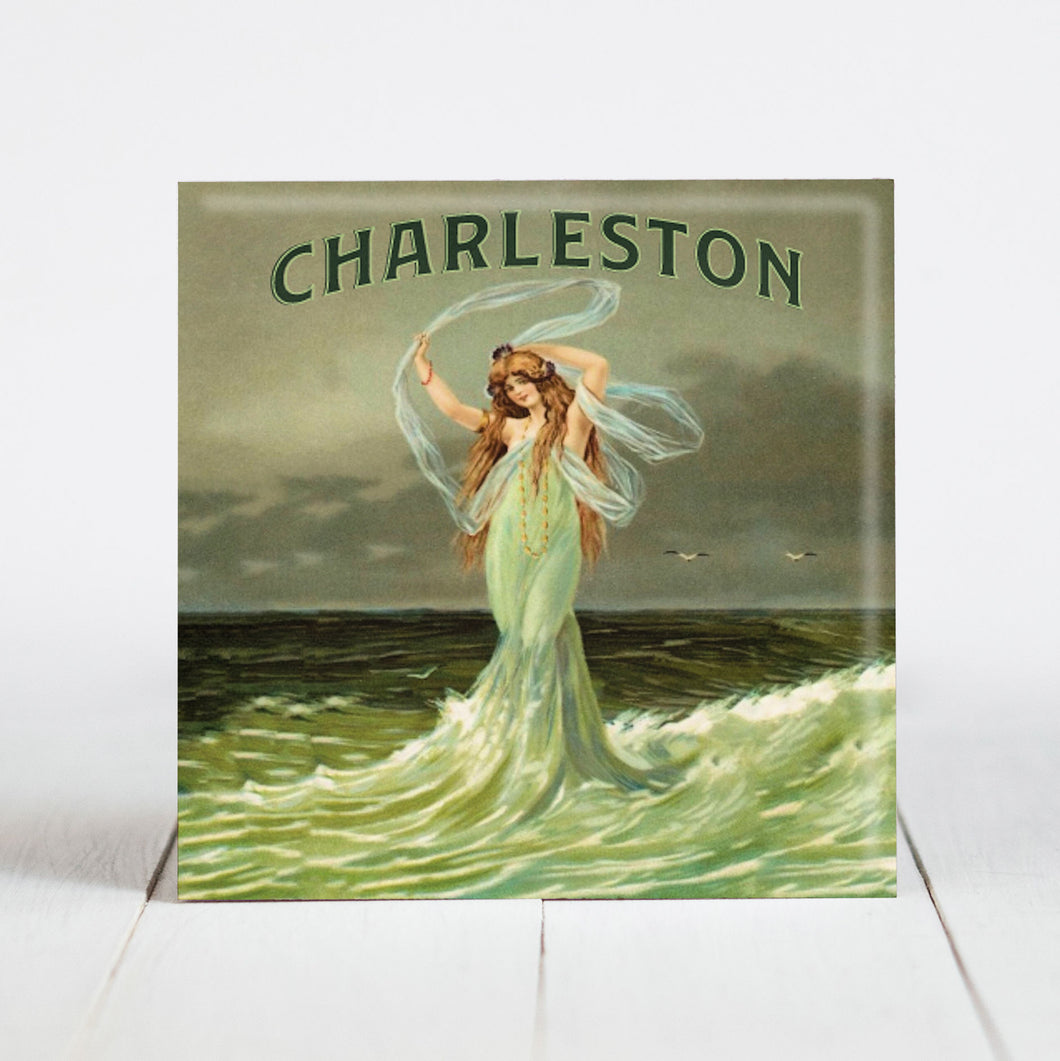 Charleston Mermaid - Siren of the Sea