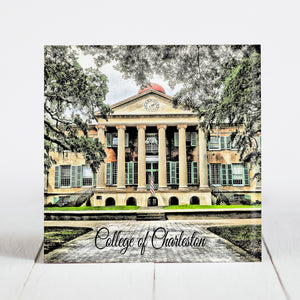 College of Charleston - Charleston SC