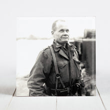 "Load image into Gallery viewer, Colonel Lewis B. ""Chesty"" Puller, CO 1st Marines. Nov. 22, 1950 at Chigyong, Korea"