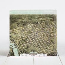Load image into Gallery viewer, 1872 Map of Columbia, SC