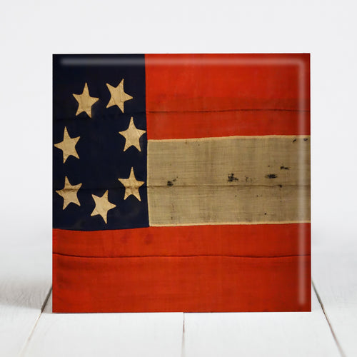 First Confederate National States Flag - Stars and Bars