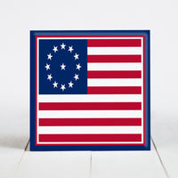 Cowpens Flag - 3rd Maryland Flag