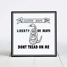Load image into Gallery viewer, Culepeper Minutemen Flag