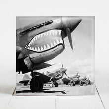 Load image into Gallery viewer, Curtiss P-40 Warhawk Flying Tiger Planes c.1942