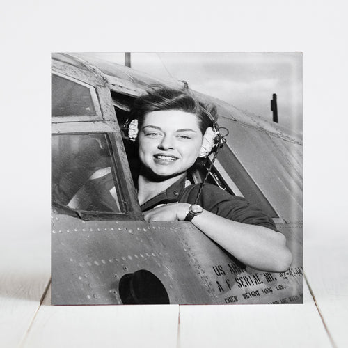WASP Elizabeth Gardner - Women's Air Force Service Pilot