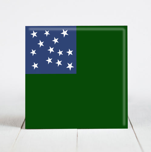 Vermont Republic Flag aka Green Mountain Boys Flag