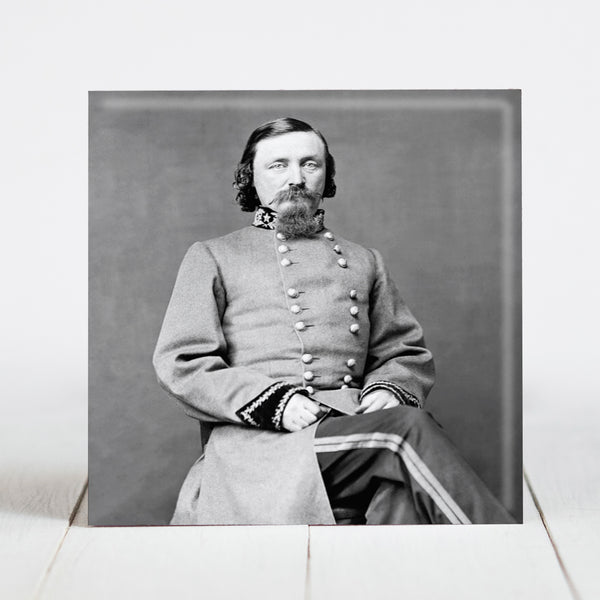 Confederate General George E. Pickett CSA c.1860's