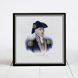 "General Francis Marion, the ""Swamp Fox"""