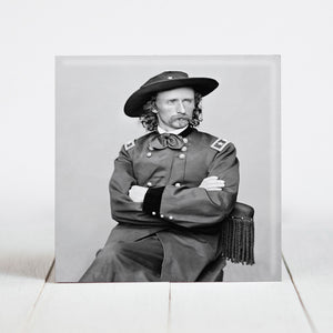 Union Commander George Armstrong Custer - Civil War Era