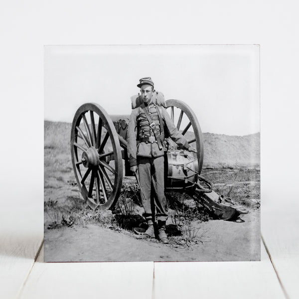 Gilbert A. Marbury, Drummer - Company H, 22nd New York Infantry