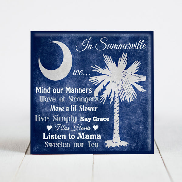 Summerville, SC - Southern Phrases