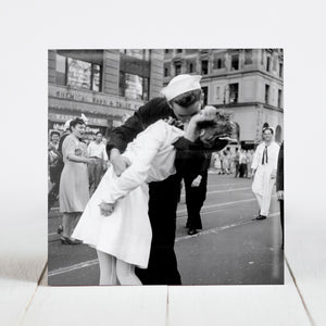 Kiss in Times Square, Celebrating VJ Day  - August 14, 1945