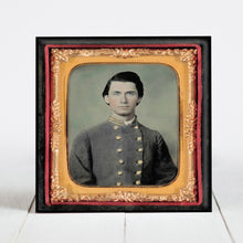 Load image into Gallery viewer, Confederate Major Thomas Martin, 13th North Carolina Company E - Civil War Era