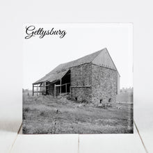 Load image into Gallery viewer, McPherson Barn - Gettysburg, Pa c1906