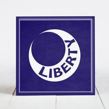 Load image into Gallery viewer, Moultrie Flag aka Liberty Flag