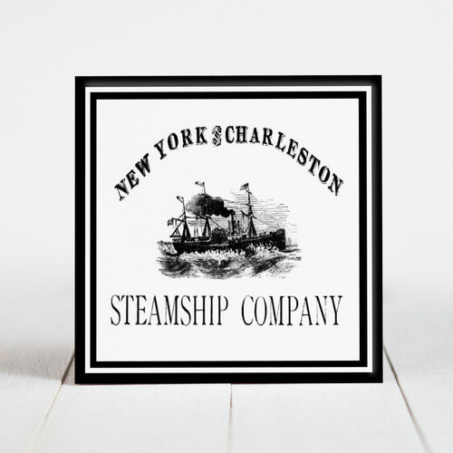 New York & Charleston Steamship Company  c.1800s