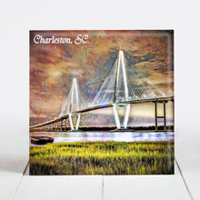 Load image into Gallery viewer, Arthur Ravenel Bridge - Charleston, SC