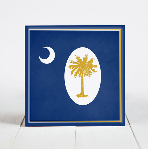 South Carolina Two-Day Flag - c.January 26-28, 1861