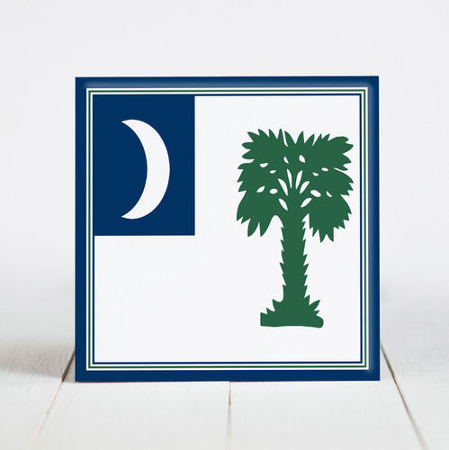 South Carolina First Draft Flag - early 1861