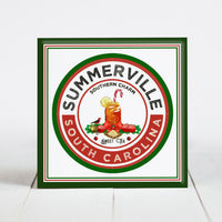 Summerville, SC - Christmas - Home of Sweet Tea and Southern Charm