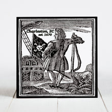 Load image into Gallery viewer, Stede Bonnet aka The Gentleman Pirate c.1725