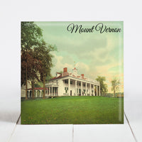 The Mansion at Mount Vernon, VA - Home of George Washington