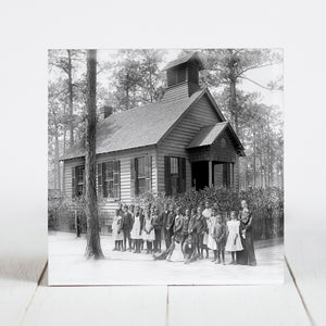 School at Pinehurst Tea Plantation - Summerville, SC c.1903