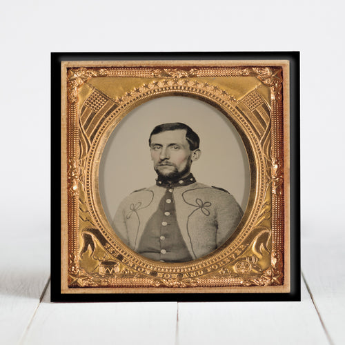 Zouave - Co. F, 23rd Massachusetts Infantry Regiment  - Civil War Era