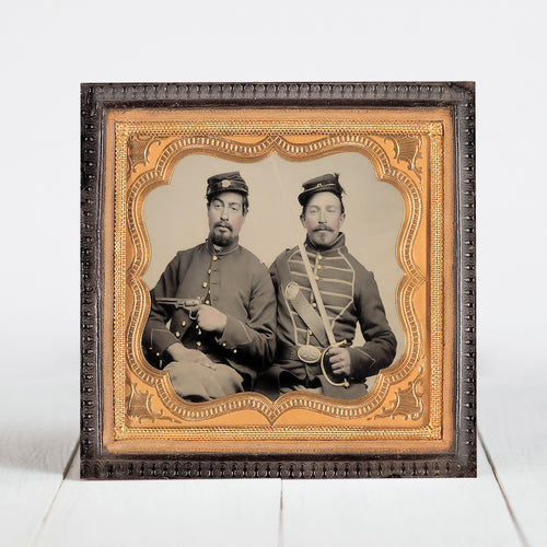 Union Soldiers - Musicians, Civil War Era