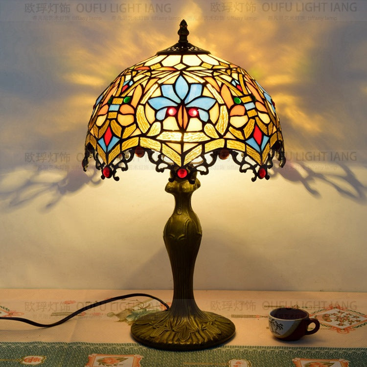 Lampe décorative de chevet Tiffany - L'Atelier Imbert
